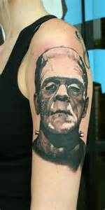 frankenstein tattoo 192 best images about horror tattoos on