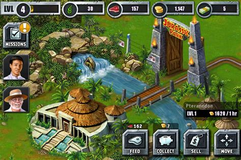 mod game jurassic park builder hold onto your butts jurassic park goes social on ios