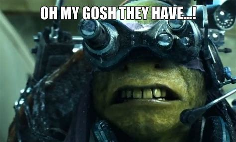 Teenage Mutant Ninja Turtles Meme - image gallery ninja turtles 2014 meme