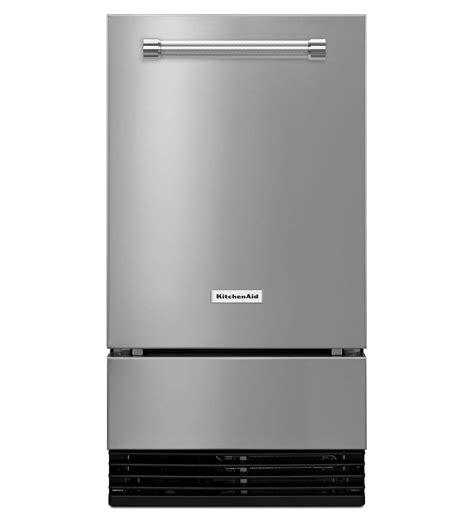KitchenAid® 18'' Automatic Ice Maker (KUID508ESS Stainless