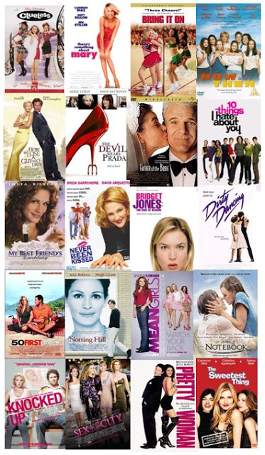Rekomendasi Film Chick Flicks | favoritechickflicks girls night in pinterest movie