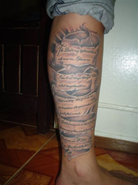 tattoo in bible scripture tattoos designs ideas and meaning tattoos for you