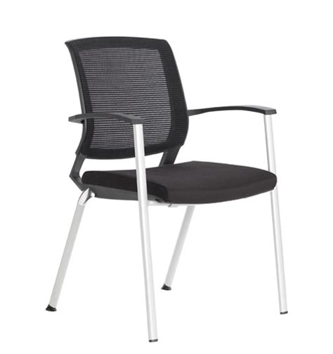 friant bj s a axiom black back office side chair office