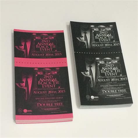 cheap printable event tickets event tickets printing custom ticket online