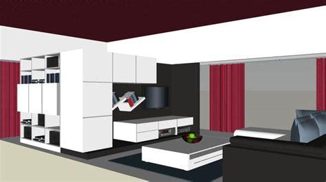 google sketchup living room tutorial sketchup components 3d warehouse living room living room