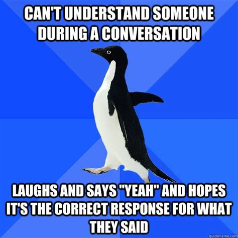 Socially Awkward Penguin Meme - socially awkward penguin is my meme giggles pinterest