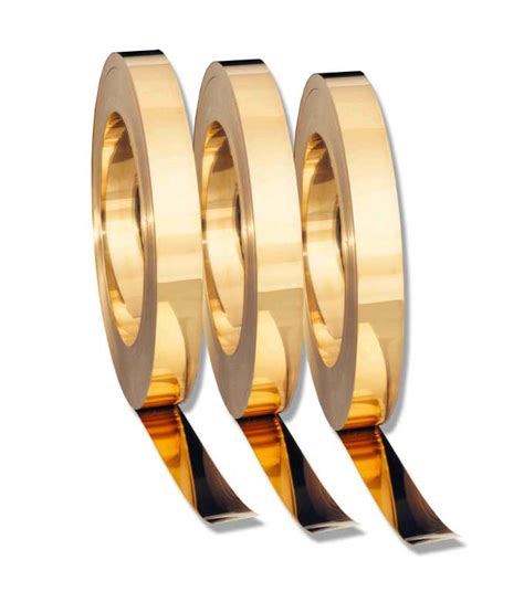 Thin Metal Decorative Strips by Electro Plated Surface Coated Steel For Decorative