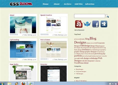 zoom layout css css zoom web design css showcase gallery css based
