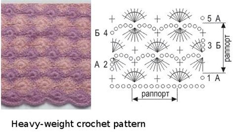 heavy pattern weights 354 best images about crochet stitches 3 on pinterest