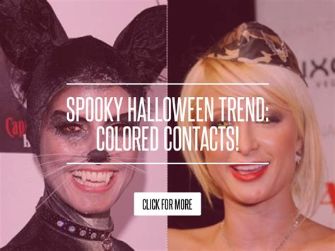 Spooky Trend Colored Contacts by Spooky Trend Colored Contacts Fashion