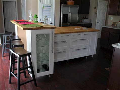ikea kitchen island with stools 238 best images about small kitchen inspiration on