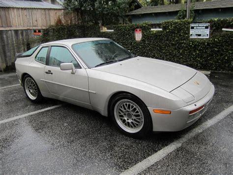 944 turbo porsche for sale 1989 porsche 944 turbo for sale german cars for sale