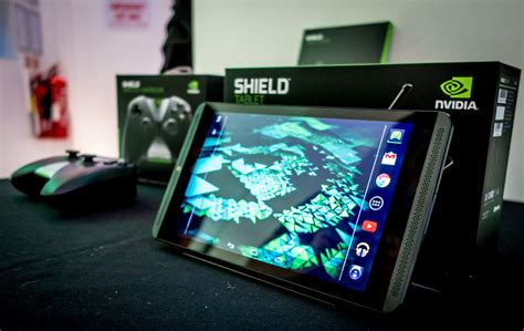 Tablet Nvidia Shield Di Indonesia une nvidia shield tablet x1 en approche minimachines net