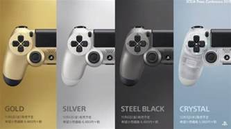 how to change color on ps4 controller new controller colors ps4 faceplates revealed at