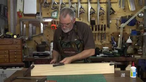 woodworking masterclass steve hay saddle stand diy project pt1