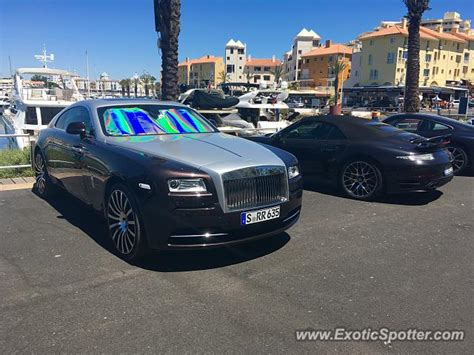 rolls royce portugal rolls royce wraith spotted in vilamoura portugal on 08 08