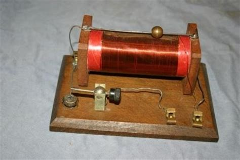 what is an inductor telegraph telegraph and radio woody s stuff