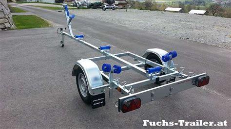 boottrailer 9 meter aktion neuer 500 kg bootstrailer bootsanh 228 nger f 252 r bis 4 5