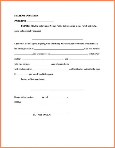 Child Support Letter Template Payment 6 child support letter of agreement template purchase