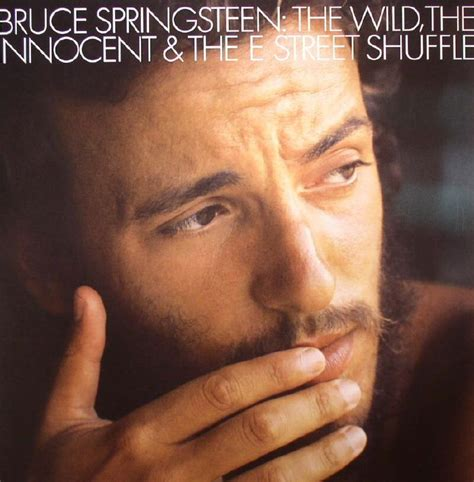the innocent bruce springsteen the wild the innocent the e street shuffle remastered record store day