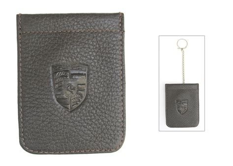 Porsche Porsche Leather Key Pouch Results