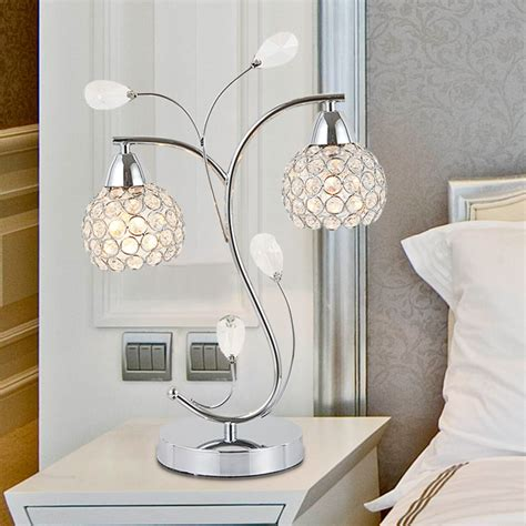 bedroom handsome picture of accessories for bedroom lighting furniture crystal white glass bedside table ls for