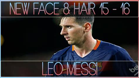 messi tattoo in pes 2016 pes 2013 new face hair lionel messi 2015 2016