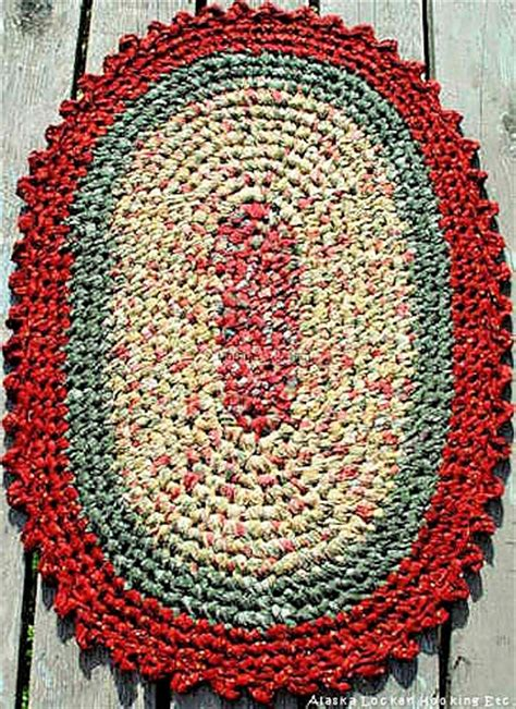 rag rug design patterns rag rug crochet