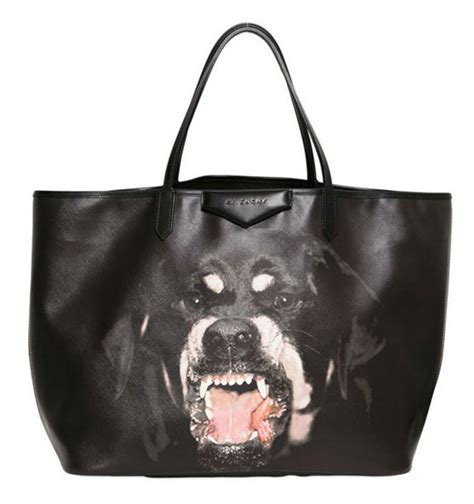 givenchy rottweiler tote nastygal rips the givenchy rottweiler antigona tote