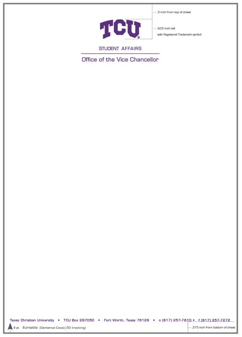 Official Letterhead School Brand Central Official Letterhead
