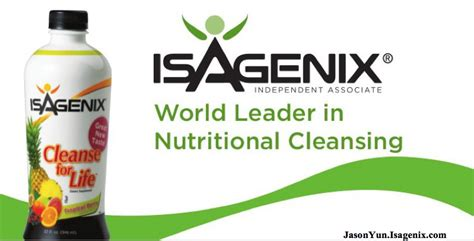 Isagenix Detox Reviews by Isagenix Nutritional Cleansing Manual Nutrition Ftempo