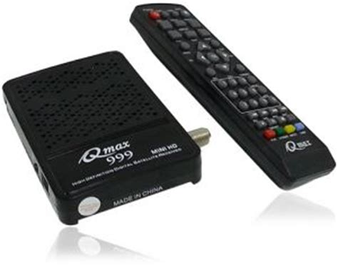 Mixer Qmax qmax 999 hd mini receiver price review and buy in amman zarqa souq