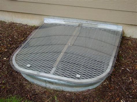 metal grate window well covers window well covers