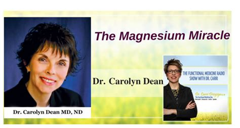 Detox Miracle Magnesium by The Magnesium Miracle The Functional Medicine Radio Show