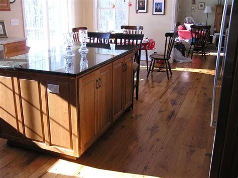 Distressed Hardwood Flooring In Kitchens - distressed hardwood floors home