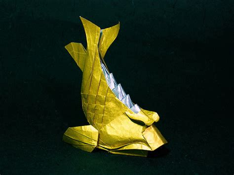 Advanced Origami Animals - ingenious origami animals ego alterego