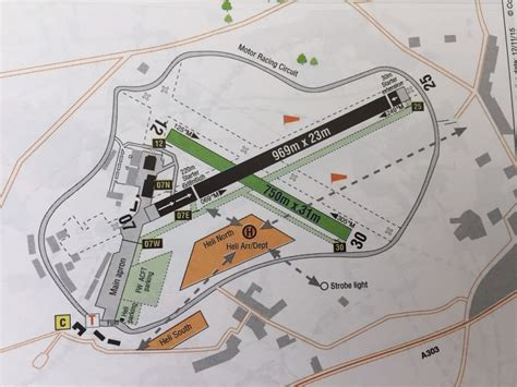 airport layout design tips on flying into uncontrolled airports digital pilot