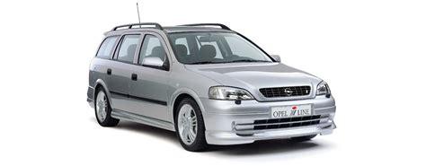 Opel Astra Caravan by Astra G