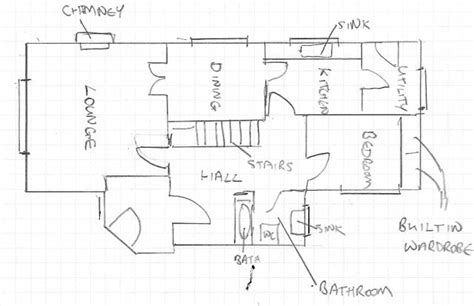 floor plan sketches site visit online architecture