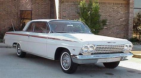 1962 chevy impala specs homeboylaptop 1962 chevrolet impala specs photos