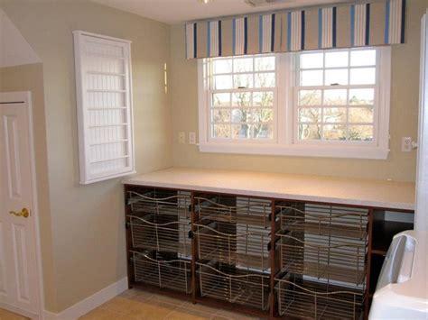 laundry folding table nancy langway expert closets