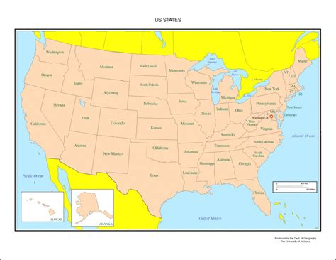 printable labeled map of the united states united states labeled map in a labeled map of the united