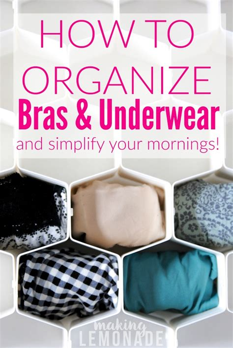 How To Fold Bras In A Drawer how to organize your drawer konmari method lemonade
