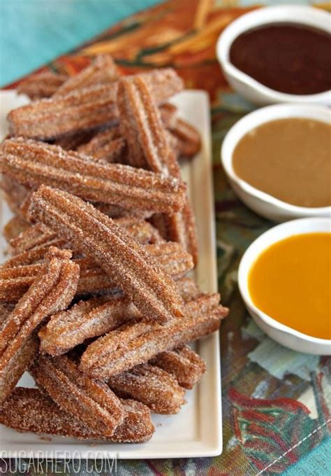 homemade churros recipe homemade vegetables and salts