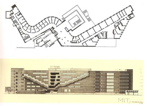 mit floor plans ad classics mit baker house dormitory alvar aalto
