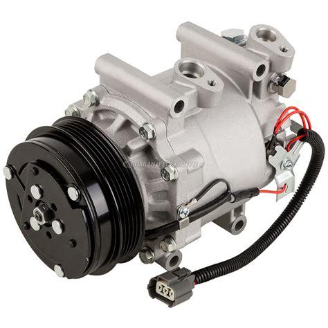 honda fit ac compressor oem aftermarket replacement parts