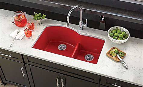 red kitchen sink elkay bathroom sinks 2016 12 20 supply house times