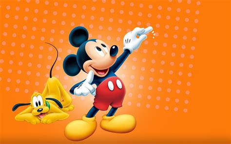 Wallpaper Mickey Mouse Biru | mickey wallpapers wallpaper cave