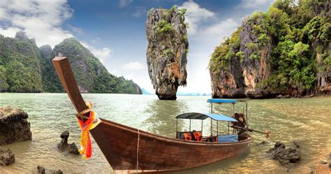 Discover James Bond Island Sightseeing Experience for Two