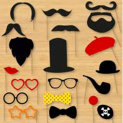 photo booth prop templates diy photo booth props templates images
